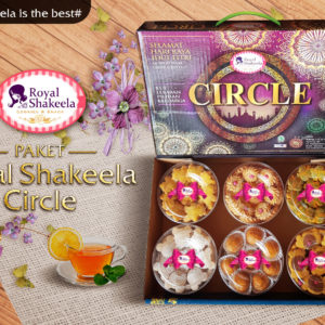 Paket Royal Shakeela Circle