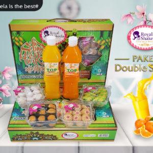 Jual Kue Lebaran Murah Paket Double Syrup