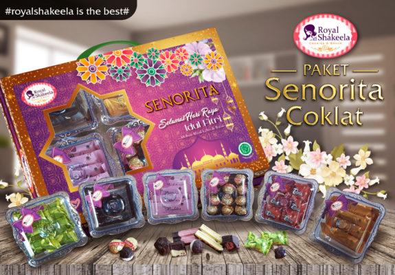 Paket Senorita Coklat
