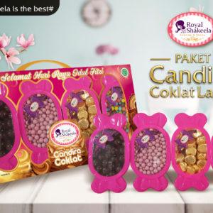 Paket Candira Coklat Lagie