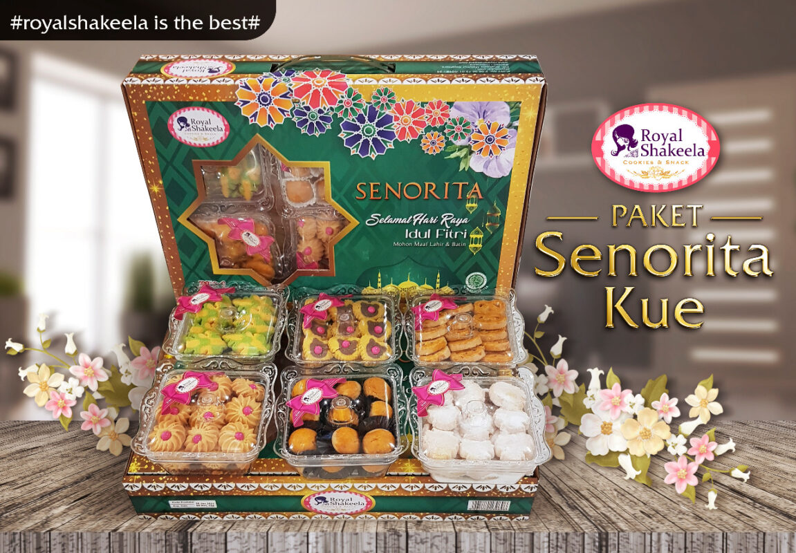 Distributor Kue Kering Lebaran