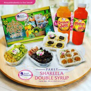 Jual Kue Kering Paket Shakeela Paket Double Syrup