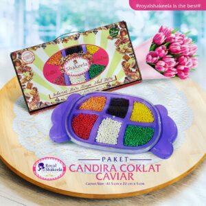 Jual Kue Kering Paket Shakeela Paket Candira Coklat Caviar