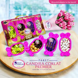 Jual Kue Kering Paket Candira Coklat Premier